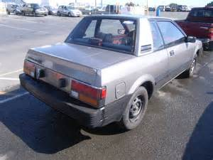 1986 Nissan Pulsar For Sale Jn1mn24s4gm055633 Bidding Ended On 1986 Gray Nissan