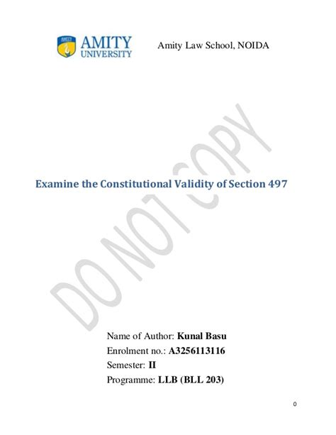 section 122 ipc constitutional validity of section 497 ipc