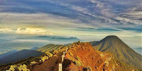 taman nasional gunung gede pangrango meeting gathering
