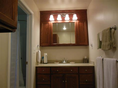 medicine cabinets with lights and mirror bathroom luxurious large recessed medicine cabinet with