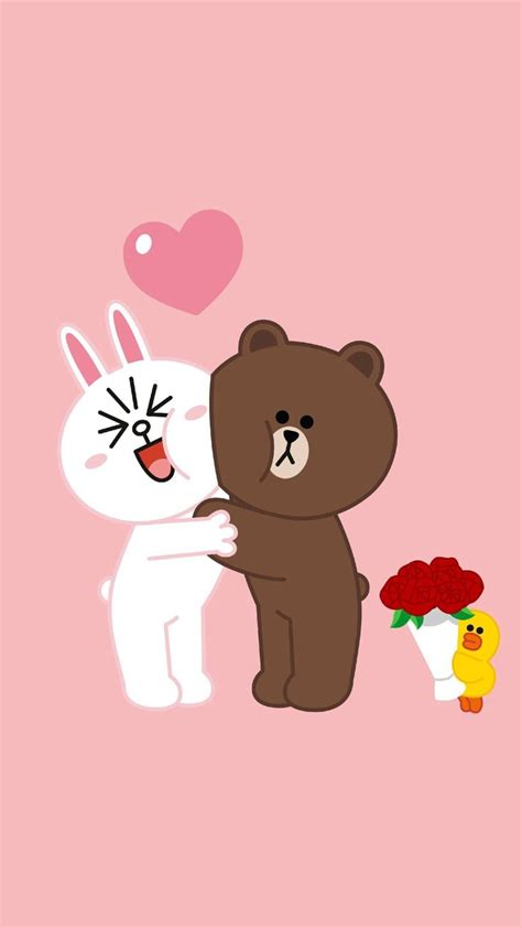 Line Friends Brown 18 best brown and cony images on line friends