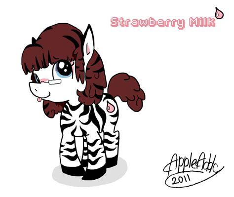 Pony Milk Strawberry 60ml fan pony strawberry milk by appleatti on deviantart