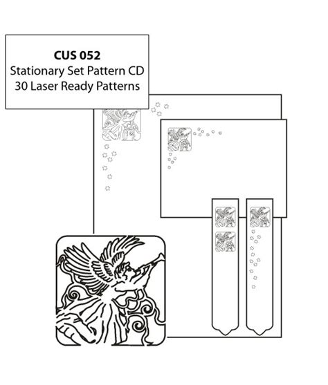 design pattern coreldraw laserbits coreldraw design patterns stationery set