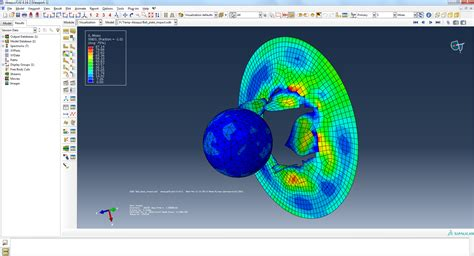 python tutorial abaqus abaqus cae a powerful standalone fea interface simuleon