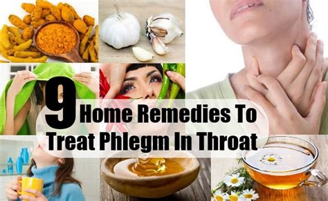 9 powerful home remedies to treat phlegm in throat diy