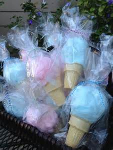Cotton Candy Party Favor Cotton Candy Cones Party Favors Crafty Morning