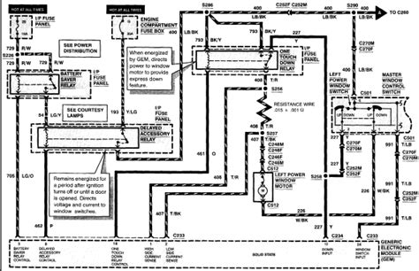 ford windstar wiring diagram pictures wiring