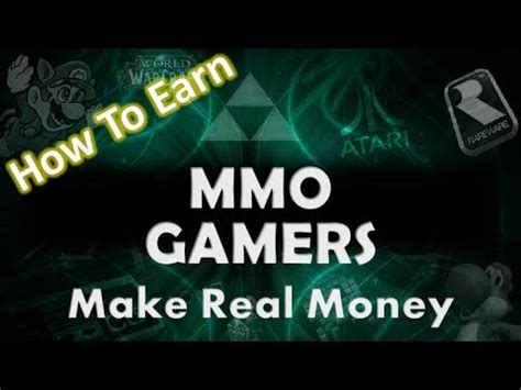 Online Games To Make Real Money - mmo games online earn real money youtube