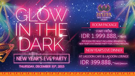 new year dinner 2016 jakarta and new year offers 2015