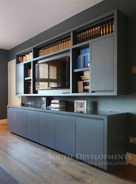 Contemporary fitted lounge furniture/bespoke living room