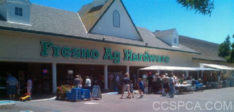 we you fresno ag hardware central california spca