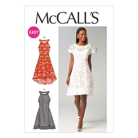 dress pattern joann fabrics misses dresses and slip 14 16 18 20 22 jo ann