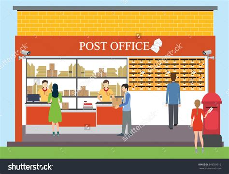 post office clipart images clipartsgram