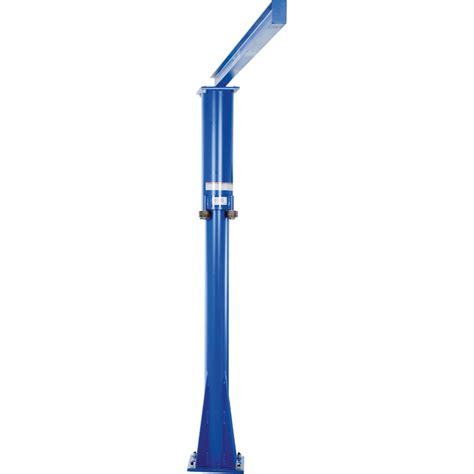 Northern Tool Floor by Vestil Floor Mounted Jib Crane Jib Cranes Northern Tool