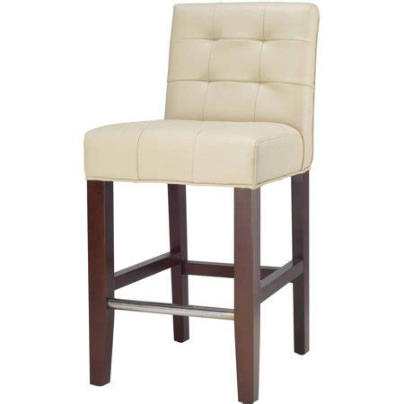 Safavieh Counter Height Stools by Safavieh Thompson 34 4 Quot Bicast Leather Counter Stool