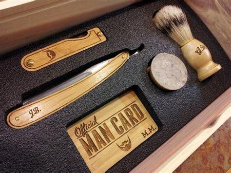 razor sharpening kit personalized razor shave kit in a handmade cigar box