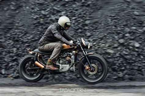 Honda Motorrad Gera by Honda Cx500 Cafe Racer バイク Pinterest Motorr 228 Der