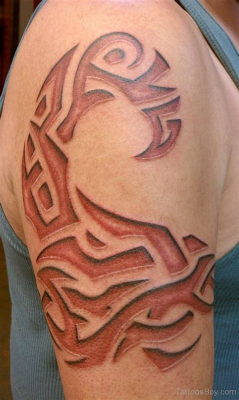 colour tribal tattoos colored maori tribal design designs