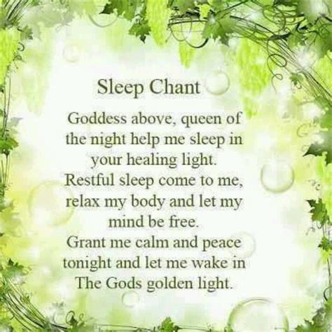 Chant Of Light by Wiccan Bedtime Prayers Sleep Chant Pagan Wiccan
