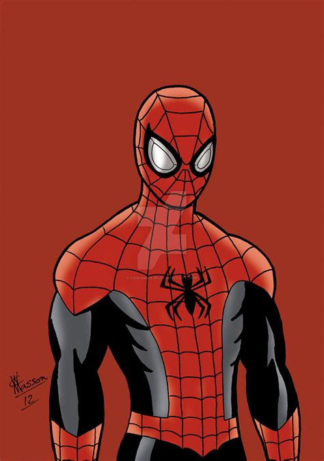 ultimate spider man wallpaper disney xd superior spider man disney xd style by chrismas 81 on