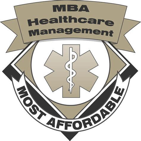 Mba In Management by 50 Most Affordable Healthcare Mba Degree Programs