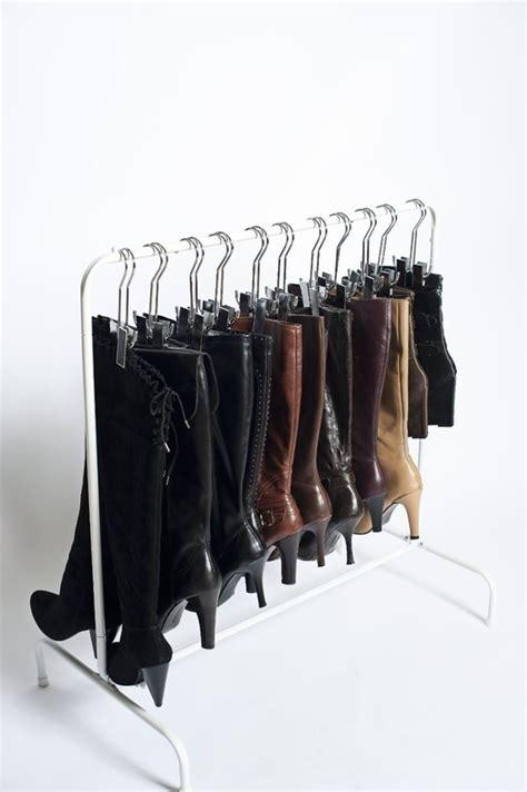 Boot Closet Organizer by Closet Organize Your