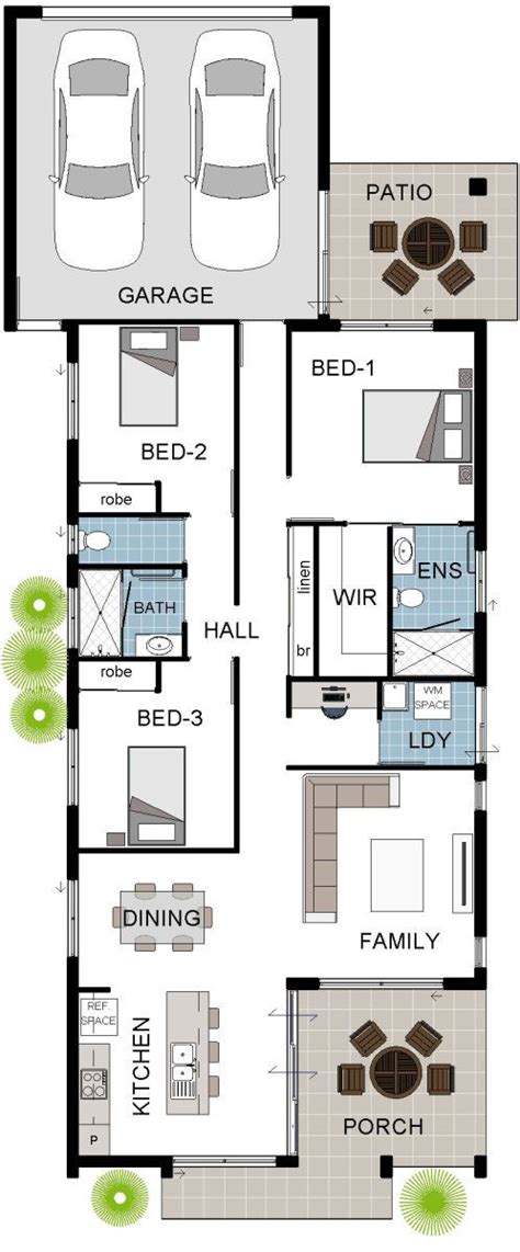 gradyhomes townsville 3 bedroom this works small 66 best images about house floorplans on pinterest house