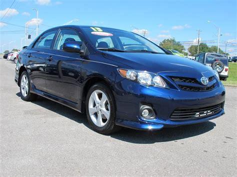 Blue Toyota 2014 Toyota Corolla Sedan Html Autos Post