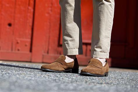boat shoes jeans no socks socks or no socks he spoke style