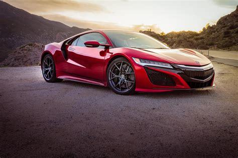 acura sports car nsx