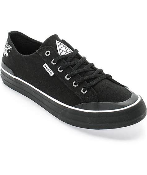 thrasher shoes huf x thrasher classic lo skate shoes zumiez
