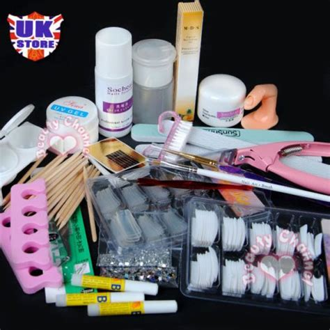 1000 ideas about acrylic nail kits on nail