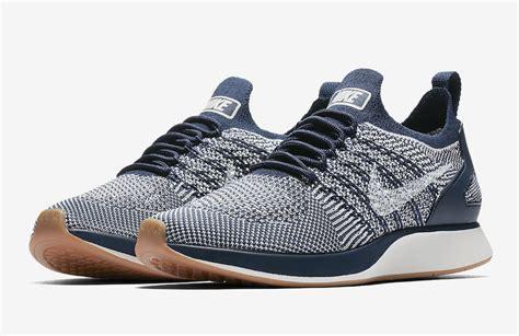 Sepatu Sneakers Nike Flyknit Racer Premium For 1 nike air zoom flyknit racer navy gum sneaker bar detroit
