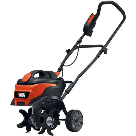 black decker 10 in front tine 8 3 electric tiller