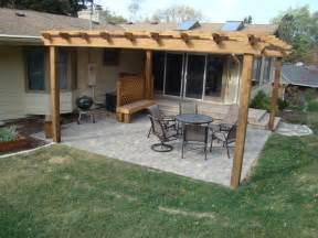 paver patio with pergola galleryhip com the hippest galleries