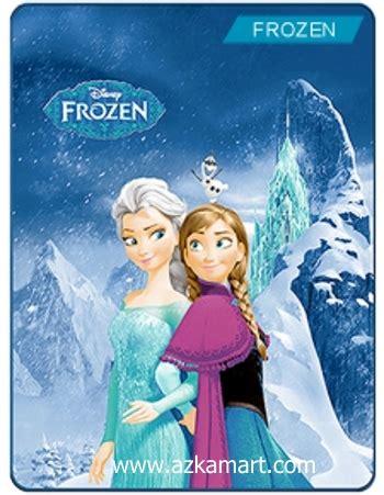 Selimut Karakter Frozen selimut frozen toko selimut sprei bedcover murah