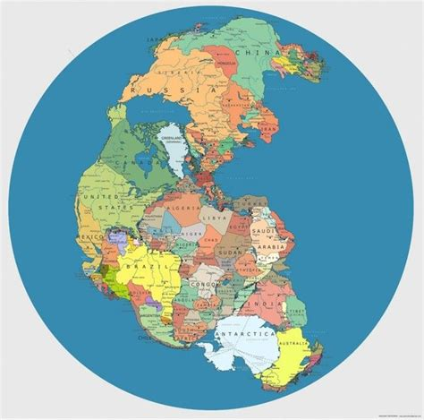 image result  map   world pre ice age maps