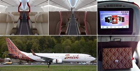 batik air first class airlinetrends 187 format competition