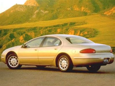 Chrysler 1999 Models by 1999 Chrysler Concorde Models Trims Information And