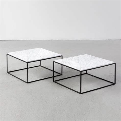 marble and metal coffee table jorge zalszupin enameled iron and marble coffee tables