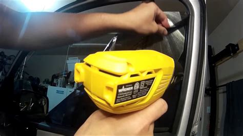 remove car tint  faster  easy  youtube
