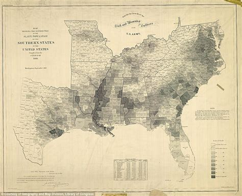 united states map of slavery fascinating look at map up 150 years ago as