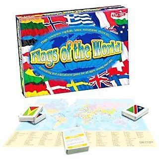 flags of the world tactic zapak tactic flags of the world buy toys online in india