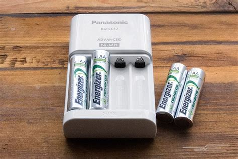 rechargeable batteries and chargers the best rechargeable battery charger for aa and aaa