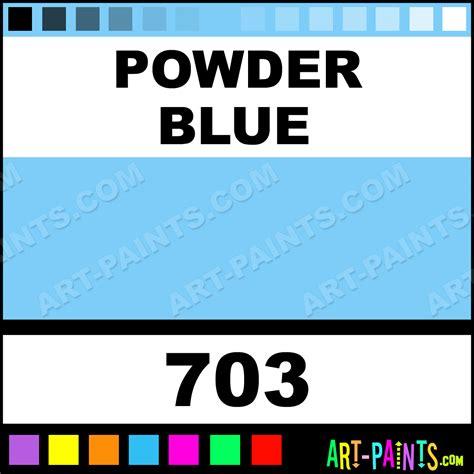 powder blue air opaque supplementary airbrush spray paints 703 powder blue paint powder