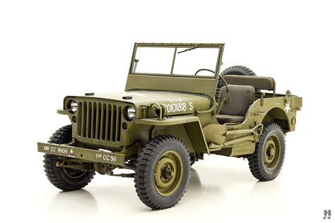 jeep ford 1942 ford gpw jeep hyman ltd cars