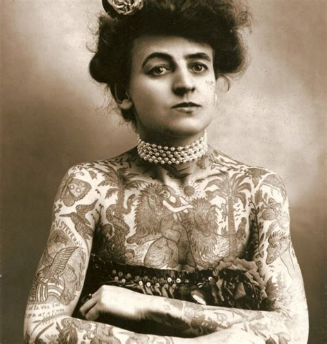 tattoo history united states 16 amazing photos of history s bravest women