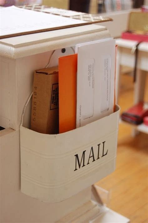 Kitchen Mail Organizer 25 Best Ideas About Mail Organizer Wall On