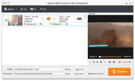 export adobe premiere to avid mxf converter for mac convert mxf to common video