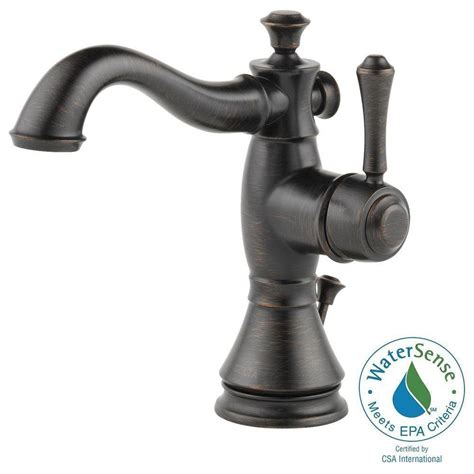 delta cassidy bathroom faucet delta cassidy single single handle bathroom faucet